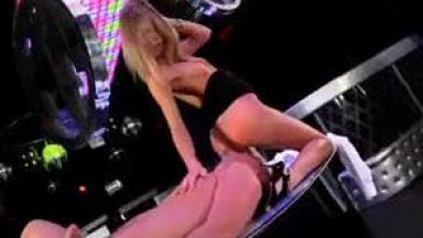 Anal loving blonde bitch fucked in ass