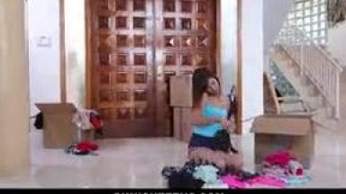 PunishTeens - Young Latina (Lilith Shayton) Destroyed By Sisters Boyfriend